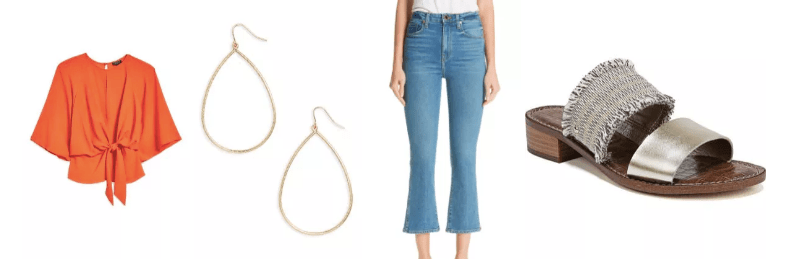 How To Style Your Favorite Jeans In The Summer